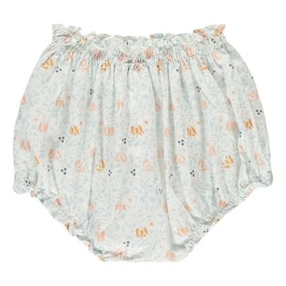 Les lutins Bloomers Blumenmuster-listing