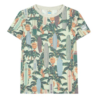 Scotch & Soda All-Over Surf T-Shirt-listing