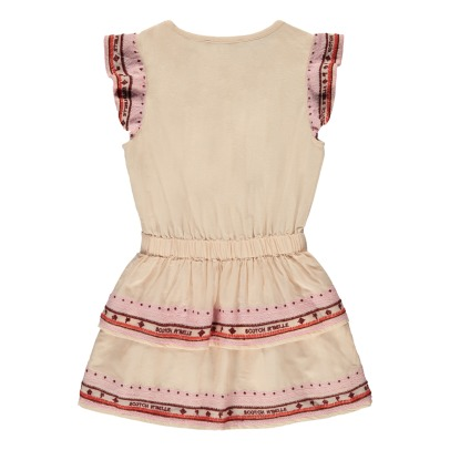 Scotch & Soda Embroidered Dress-listing