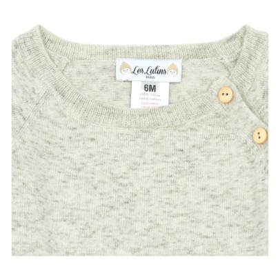 Les lutins Antoine Jersey Buttoned Jumper-listing