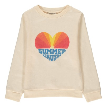 Hundred Pieces Sweatshirt Summer Crush -listing