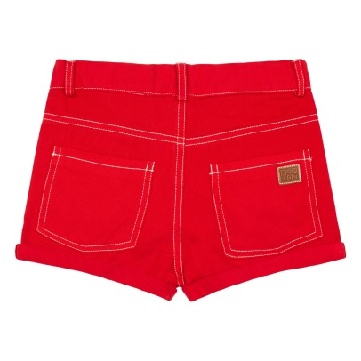 Bonton Shorts Denim Lezard -listing