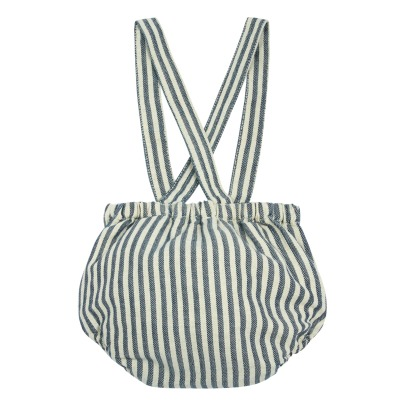 Babe & Tess Striped Strap Bloomers-listing