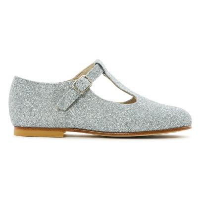 Bonton Glitter T-Bar Shoes-listing