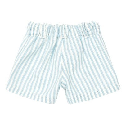 Babe & Tess Striped Shorts-listing