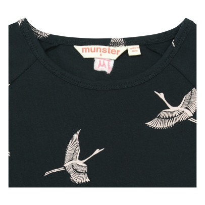 Munsterkids Robe Oiseaux Majestic-listing