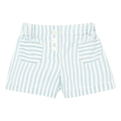 Babe & Tess Short Rayé Poches-product