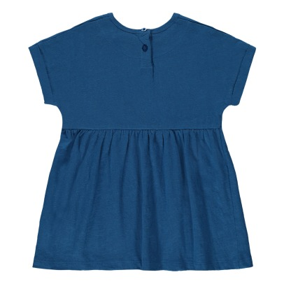 Imps & Elfs Plain Organic Cotton Dress-listing