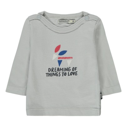 Imps & Elfs T-Shirt Dreaming Of Things To Love aus Bio-Baumwolle -listing