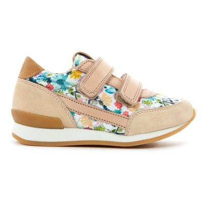 10 IS Turnschuhe Blumenmuster -listing
