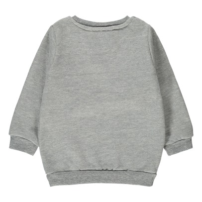 Simple Kids Board Embroidered Sweatshirt-listing
