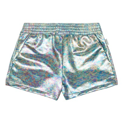 Little Marc Jacobs Iridescent Shorts-product