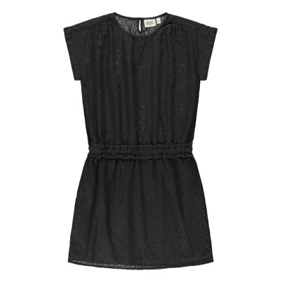 Hartford Ramie Jacquard Hemstitch Dress-listing