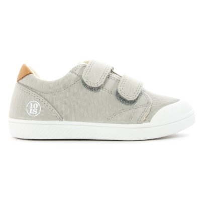 Sale - Glitter Velcro Low Top Trainers - 10 IS 10 IS 49OyyK2