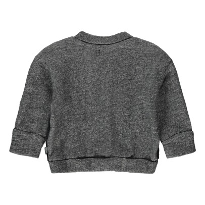 Imps & Elfs Organic Cotton Sweat Cardigan-listing