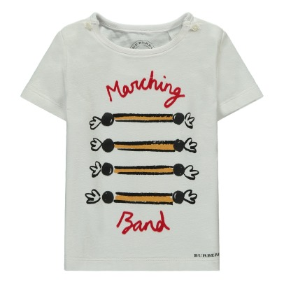 Burberry T-Shirt Marching-listing