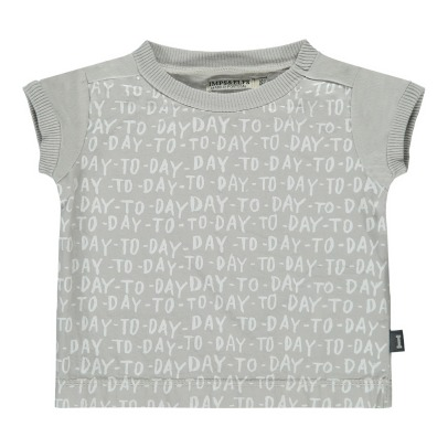 Imps & Elfs T-shirt To-Day in cotone bio -listing