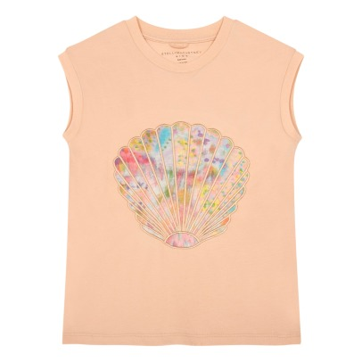 Stella McCartney Kids Top Coton Bio Coquillage Lois-product