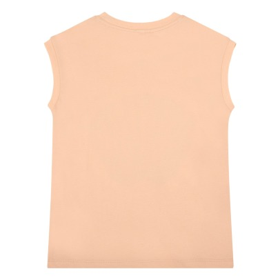 Stella McCartney Kids Lois Shell Organic Cotton T-Shirt-listing