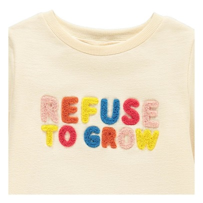 Hundred Pieces Refuse to Grow Sweatshirt-listing