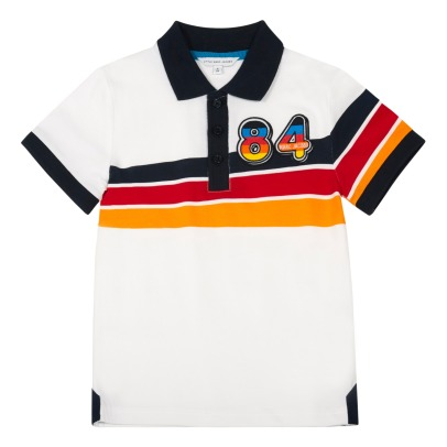 Little Marc Jacobs 84 Cotton Pique Polo-listing