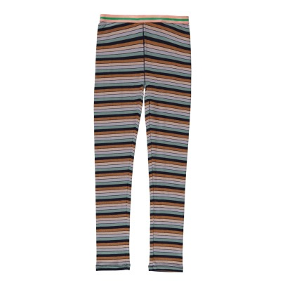 Scotch & Soda Glitter Striped Leggings-listing