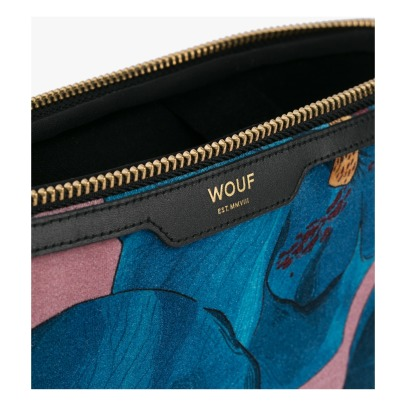 Wouf Orchid Velvet Ipad Pouch-listing