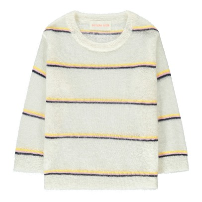 Simple Kids Maglione a righe Rae -listing