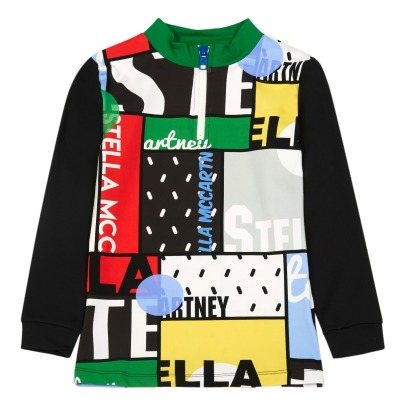 Stella McCartney Kids T-shirt anti -UV Coven-listing