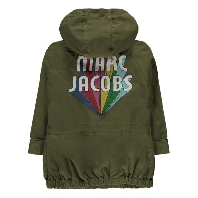 Little Marc Jacobs Parka arcobaleno -listing