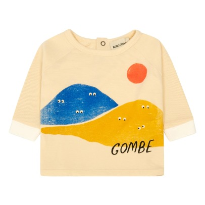 Bobo Choses T-shirt stampa Gombe -listing