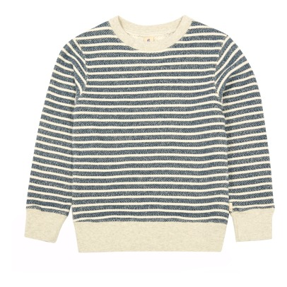 Bellerose Vixx81 Striped Sweatshirt-listing