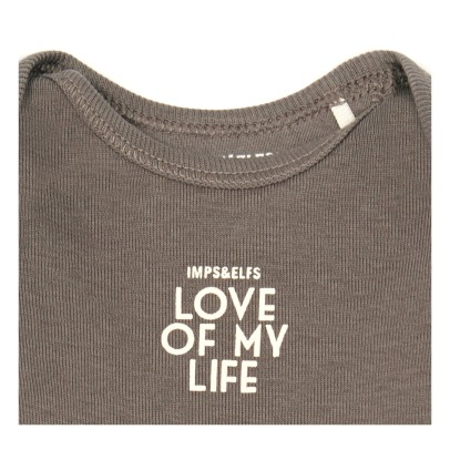Imps & Elfs T-Shirt Love Of My Life Coton Bio-listing