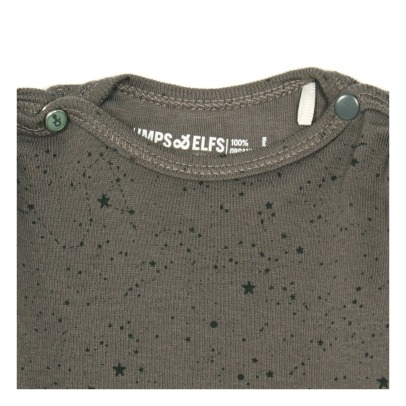 Imps & Elfs T-shirt stelle in cotone bio -listing