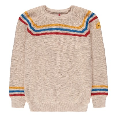 Bobo Choses Striped Jumper-product