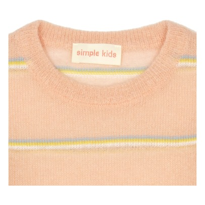 Simple Kids Jersey rayas Rae-listing