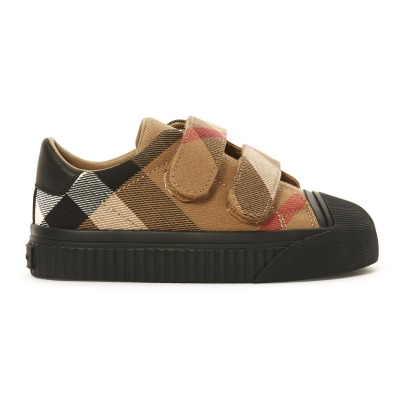 Burberry Belside Velcro Trainers-product