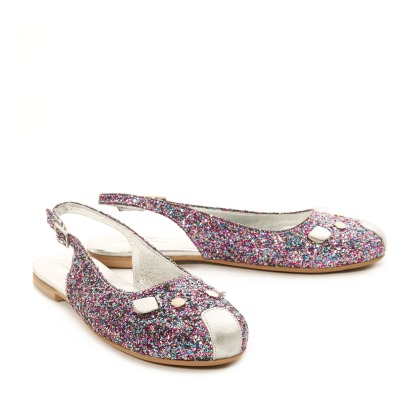 Little Marc Jacobs Ballerinas Maus mit Pailletten -listing