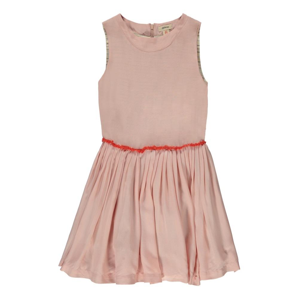 Kleid Agathe Rosa Bellerose Mode Kind