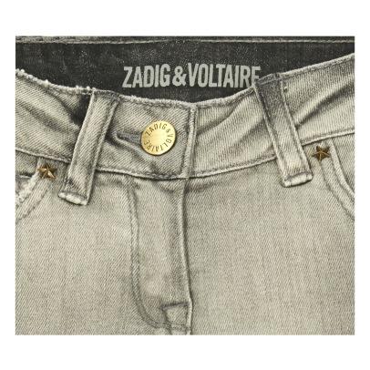 Buy Cheap Inexpensive Sale - Elle Embroidered Guitar Pocket Denim Shorts - Zadig & Voltaire Zadig & Voltaire Prices Cheap Online Buy Cheap Store Cheap Sale 2018 Unisex ogewKl