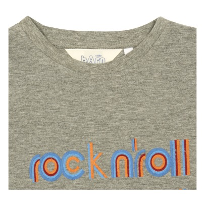 "Atelier Barn T-shirt ""Rock n'roll"" Stig-product"