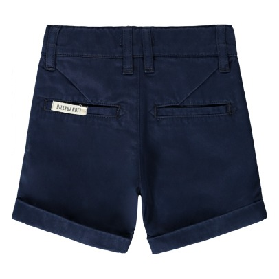 Billybandit Short Twill Coton Taille Ajustable-product