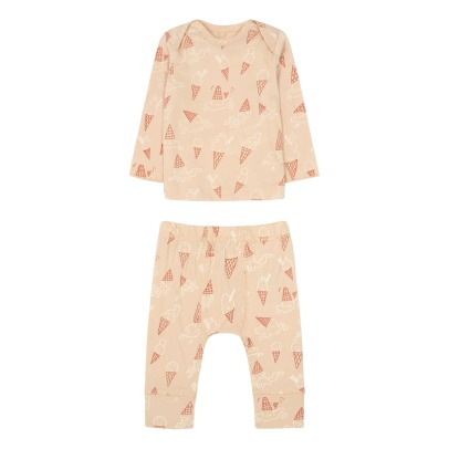 Sale - Dolores Ice Cream Organic Cotton Bucket Hat - Stella McCartney Kids Stella McCartney 7jsjnrt