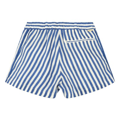 Bellerose Laureen Striped Shorts-listing