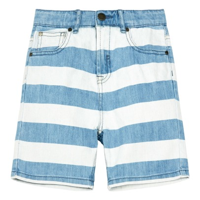 Stella McCartney Kids Short Rayé Blake-listing