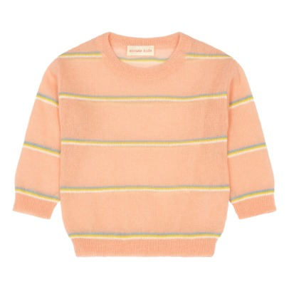 Simple Kids Maglione a righe Rae-listing