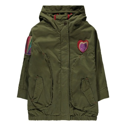 Little Marc Jacobs Parka Arc-en-Ciel-listing