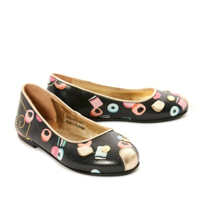 Little Marc Jacobs Liquorice Mouse Ballerinas-product