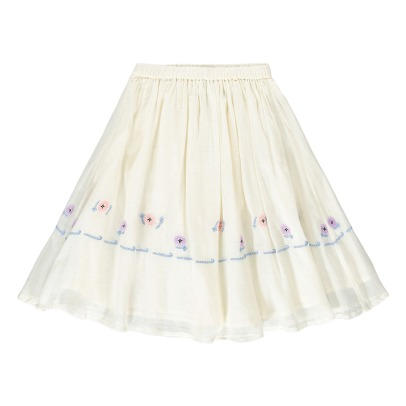 Atelier Barn Amy Embroidered Skirt-listing