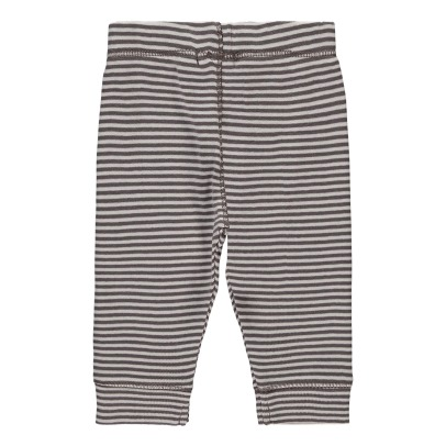 Imps & Elfs Striped Organic Cotton Trousers-listing